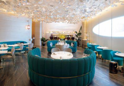 シェフは須賀洋介氏!高揚するルイ・ヴィトン最新のレストラン『LE CAFE V』