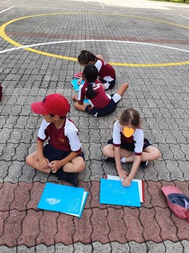 東南アジア在住ママブログ 「インターナショナルスクールの1週間 -小学校編-」
