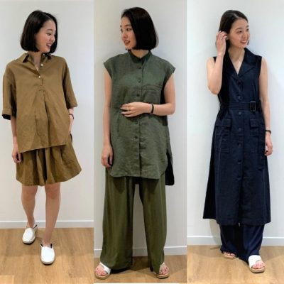 「UNIQLO and JW ANDERSON」全身買いならワントーンコーデ【本日発売】