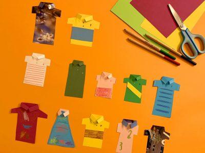 【世界に一つのポロシャツ】で簡単オシャレな着せ替え遊び!