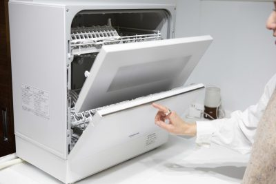 令和のママは家電を味方に!人気の「食洗機」2週間試してみた
