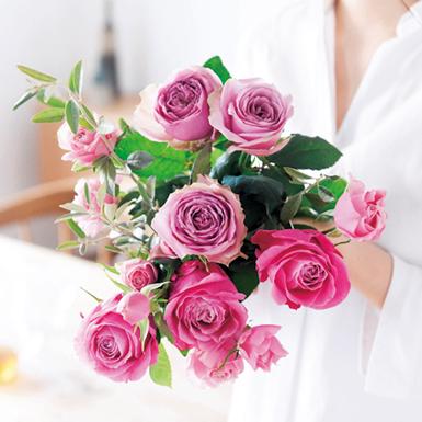 季節のお花を月1回お届けのDeai
