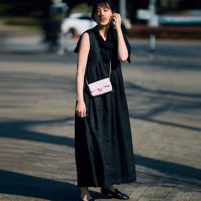 【憧れブランドのマイクロ小物8】ご近所服を格上げするミニバッグ&パース