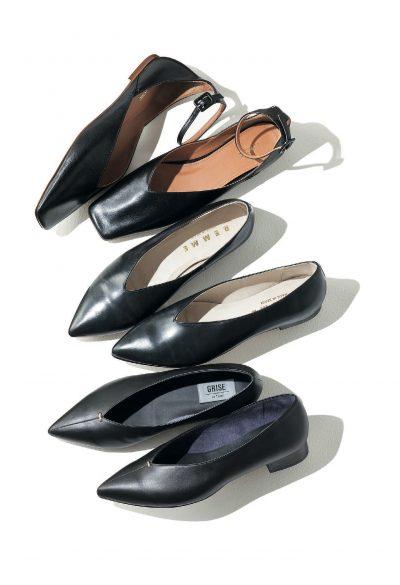 【復職準備に◎】仕事で使える。けど普通すぎない黒靴選びのポイント