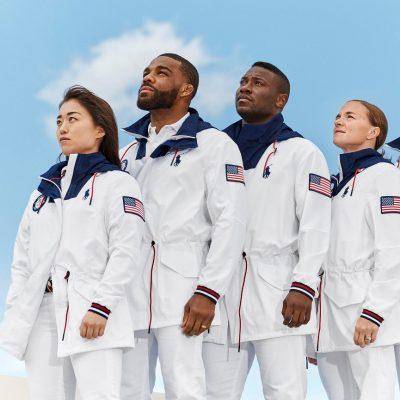 ラルフ ローレンが、2020東京オリンピック・パラリンピックチームUSAの閉会式パレードユニフォームとアパレルコレクションを発表