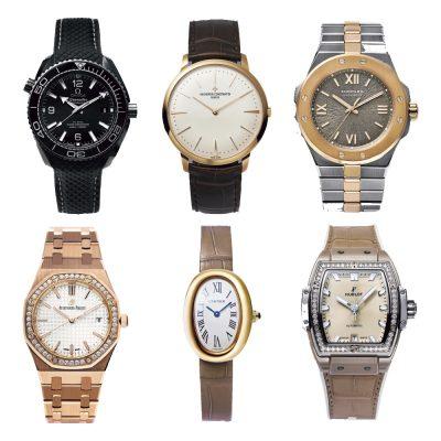 【一目置かれる時計6選】上質ブランドのエレガント名品
