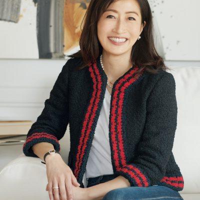 起業家・マニヤン麻里子さん「譲り受けたシャネルの時計が心のスイッチ」