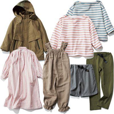 【小学生の男の子服・女の子服】トレンドもわかる年間買い足しリスト