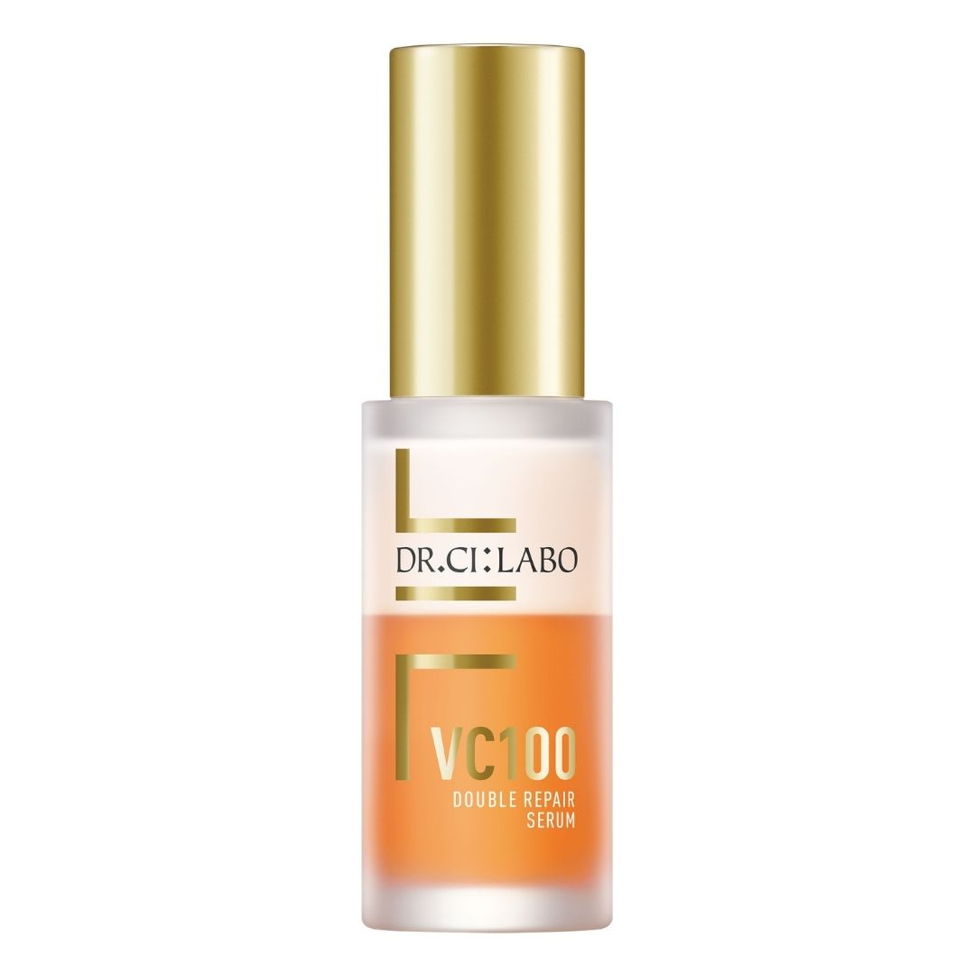 肌トラブルにも効果のある美白美容液、ドクターシーラボ vc100ダブルリペアセラム