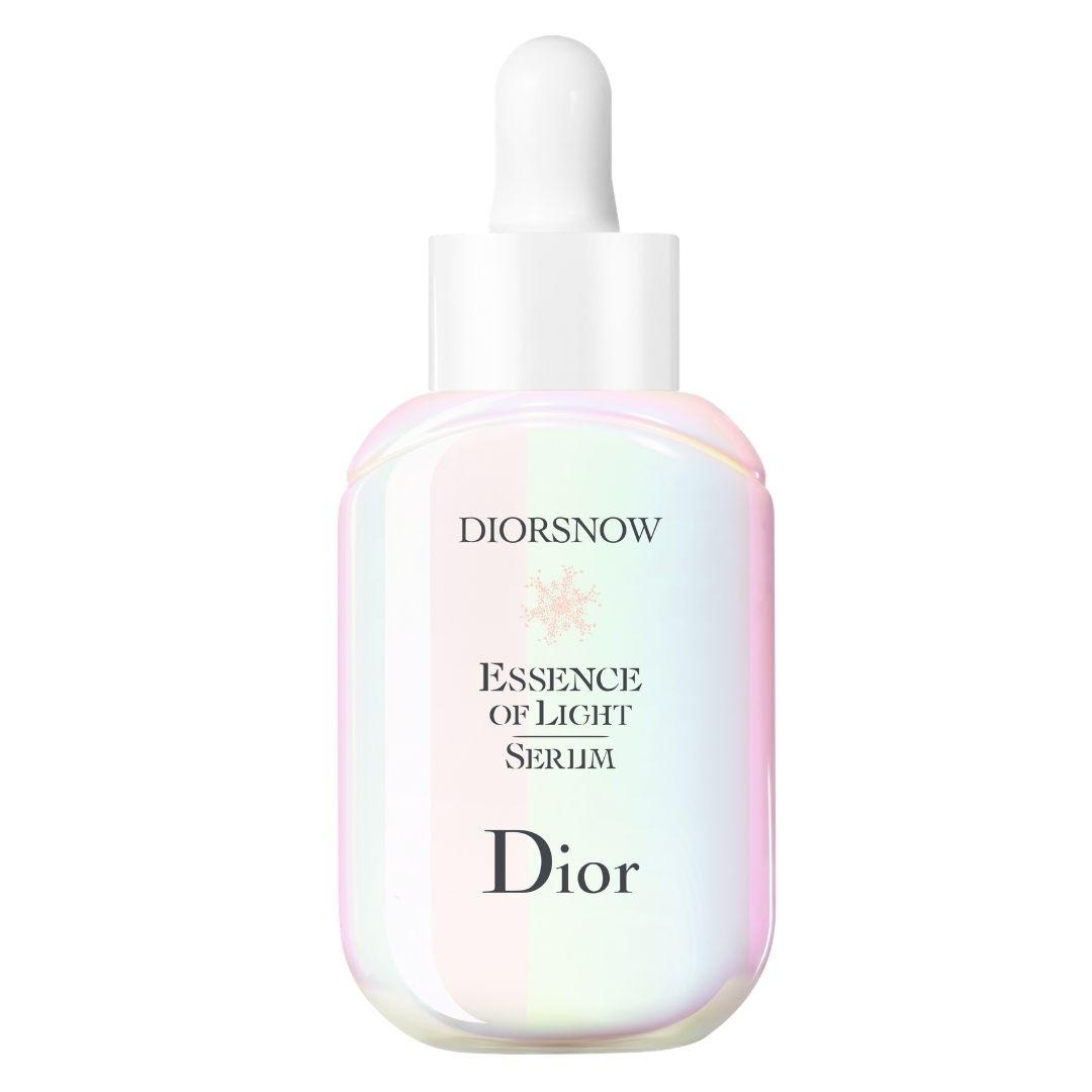 肌トラブルにも効果のある美白美容液、DIOR スノー アルティメット エッセンス オブ ライト