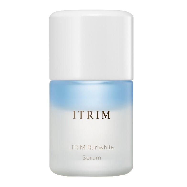 しみ、くすみに効果のある美白美容液、ITRIM ルリホワイト セラム