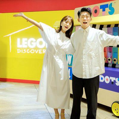 近藤千尋さん、太田博久さん夫妻も参加! 女のコのメインイベント バースデーPARTYをレゴで盛り上げよう!