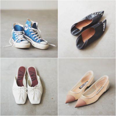 【ぺたんこ靴大賞・答え合わせ編 ❷】歩きやすくてオシャレな一足は?