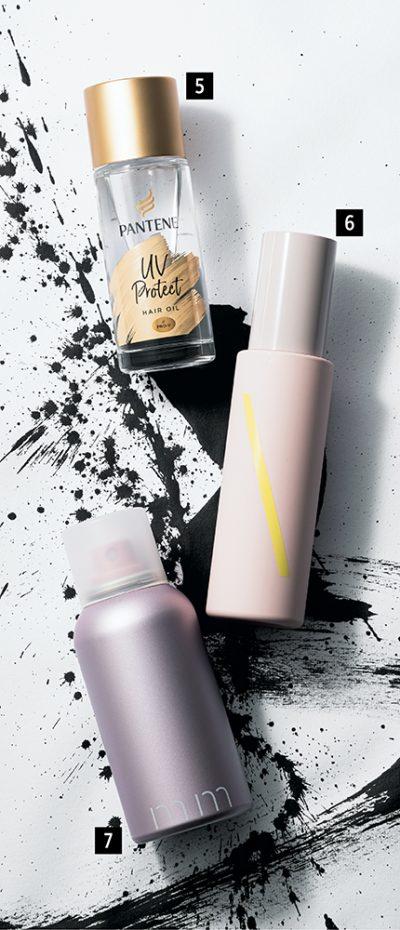 【30代からの髪活】紫外線や乾燥から髪を守るアイテム3選