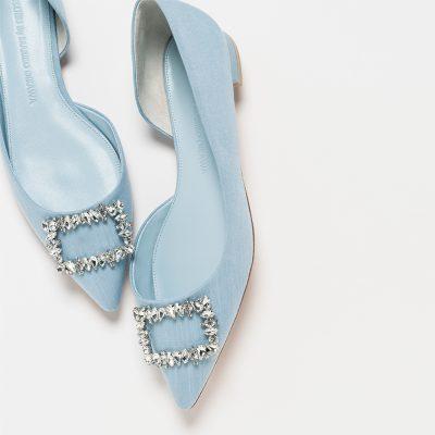 【甘い靴×シンプル服】が気分!ツル バイ マリコ オイカワの定番シューズが人気の理由