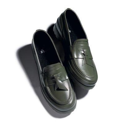 1万円台で買えるきれいめ靴【エーグルのレイニーローファー】が最強すぎ