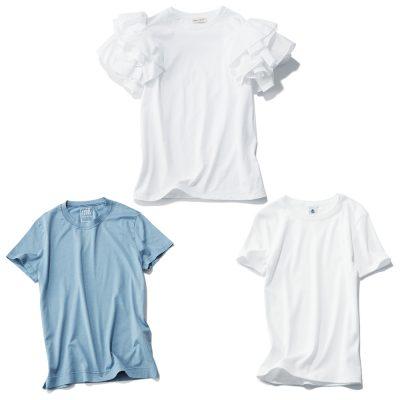 口コミ付き!みんなの愛用お出かけTシャツ7選