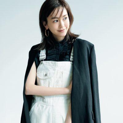 【桐谷美玲さん】30代突入、母になり進化した「等身大オシャレ」を披露