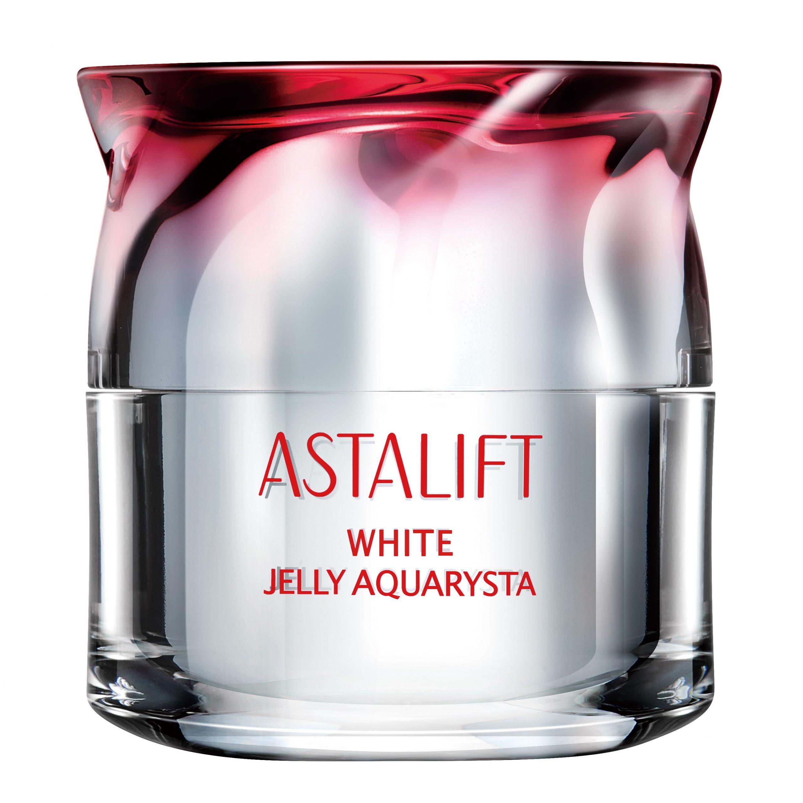 エイジング効果もある美白美容液、アスタリフト ホワイトジェリー アクアリスタ
