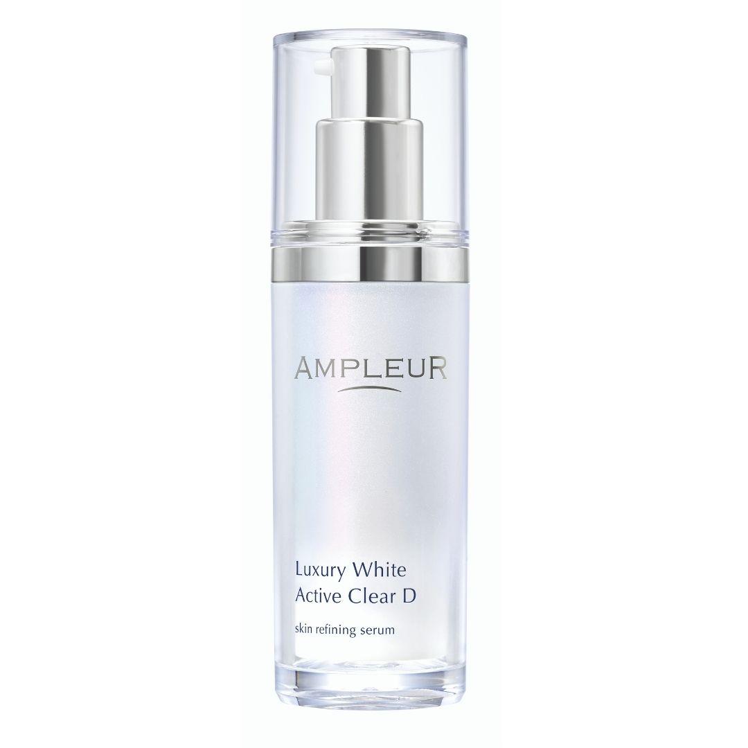 肌のダメージにも効果のある美白美容液、アンプルール ラグジュアリーホワイト アクティブクリアD