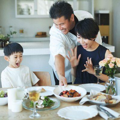 【#家族で作ろう母の日ごはん】SNS投稿で豪華プレゼントが当たるチャンスも!