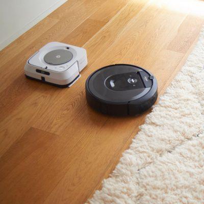 【ルンバ・ブラーバ体験レポ】床掃除は自分でやるよりきれいになるは本当でした!