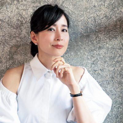 内田恭子さん「どんな場面でもジュエリーは必ず。1点でも華やぐ存在感を重視」