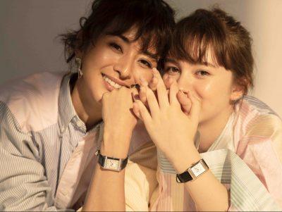 クリス-ウェブ 佳子さんの「娘に受け継ぎたい時計」
