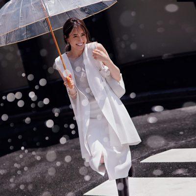 雨の日の通勤にもお役立ち!晴雨兼用「撥水アイテム」7選