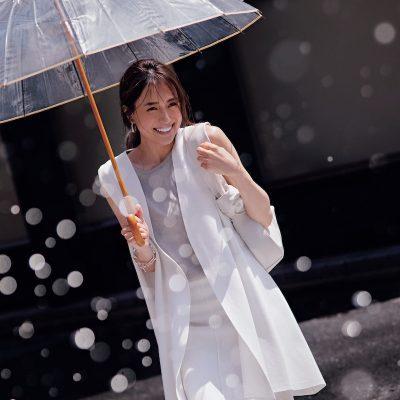 【撥水オシャレ名品7選】晴雨兼用で着回せる万能アイテム【2021夏】