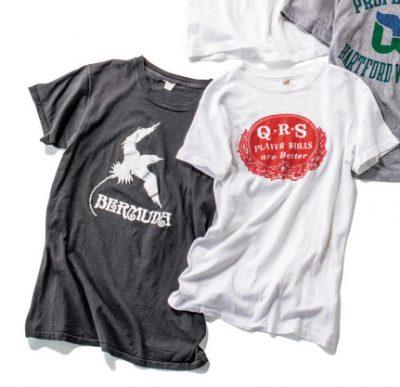 オシャレに着る【ヴィンテージTシャツ11選】失敗しないショップとデザインを厳選