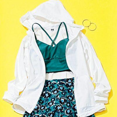 【大人の水着ブランド3選】水遊びや公園コーデに使える服見えデザイン