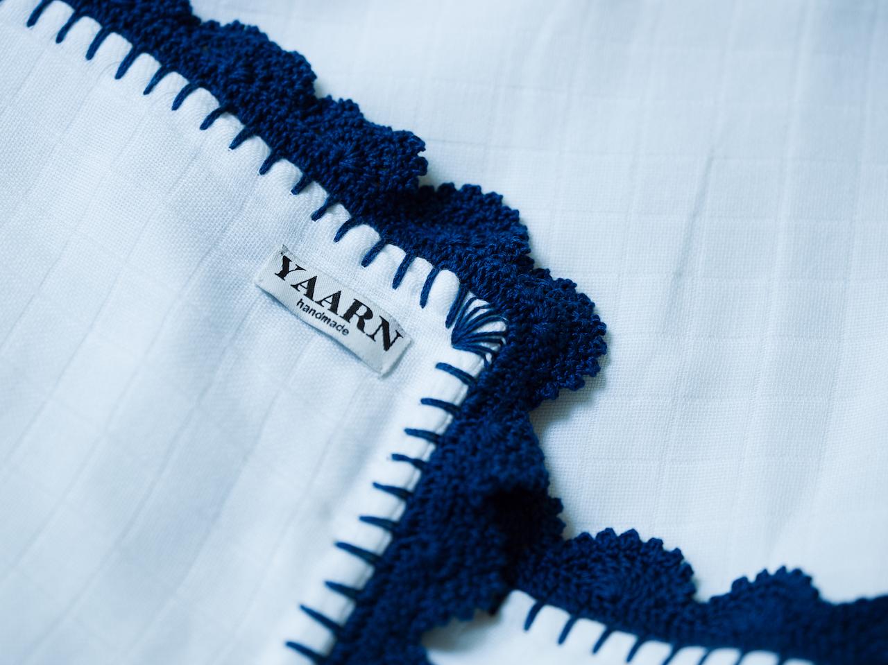 YAARN(ロンハーマン )/Triple Swaddle Blanket/¥8,800