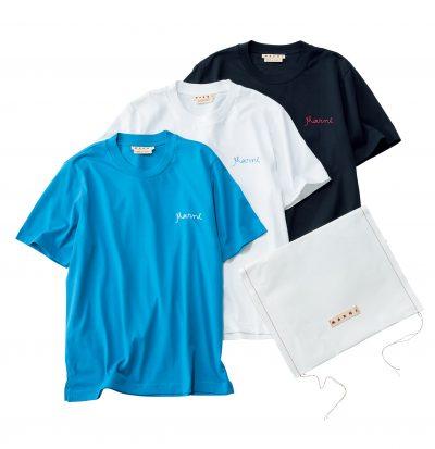 """辻元舞さん「Tシャツスタイルを""""モードで盛る""""のが夏の定番」"""