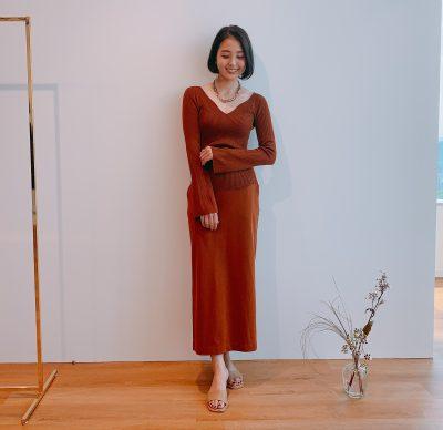 【ユニクロ×マメ クロゴウチ】「コットンスカート」は体型が美しく見える!本日発売