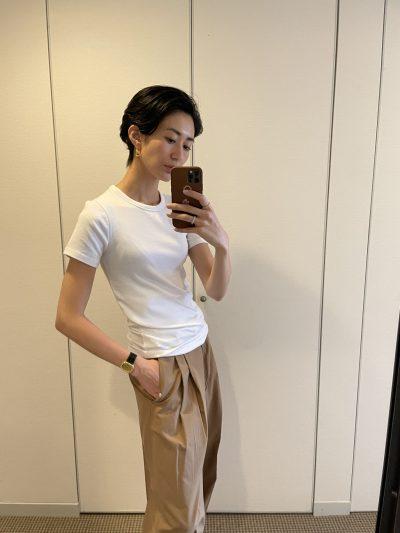 神山まりあブログ「GAPの魔法Tシャツ」