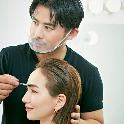 ヘアメイク小田切ヒロさんが教える「眉は下準備が大事!」