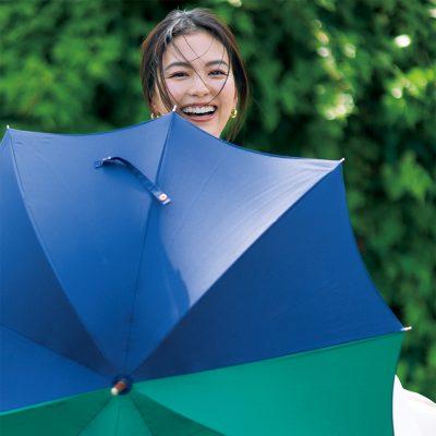 ビニール傘は卒業!服を選ぶように「傘」にもこだわって