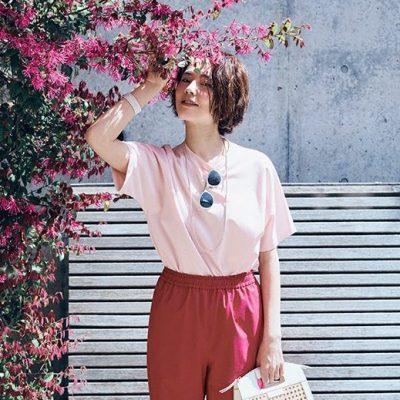 夏Tシャツは「くすみカラー」が本命!大人に似合う色だけ厳選