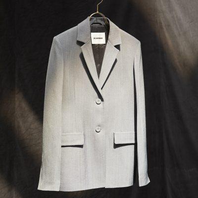 【大人のベーシック名品】ジル サンダーに「一生ものジャケット」あり