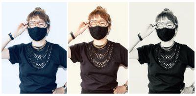 【マスク顔にデカメガネが効く!】スタイリスト・安西こずえさんの推しメガネ3選