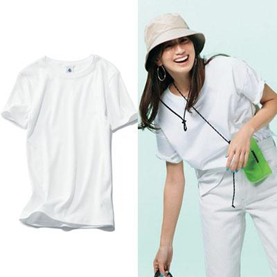 2,000円台も!こなれて見える名品「白Tシャツ」3選