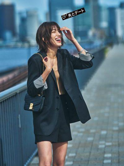 モデル・望月芹名さん「ZARAとジャケット」で乗り切る毎日オシャレ
