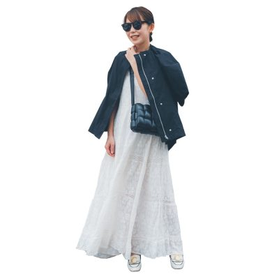 ファッション誌ライターが愛用!褒められワンピは「ZARAの白」