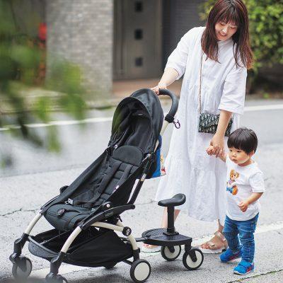 【2021年版・ベビーカー事情】2人乗せママの推しベビーカーとは?