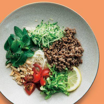 今の時期に◎「ベトナム風和え麺」の作り方を食通が通う名店に聞いてみた
