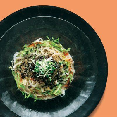 【再現レシピ】人気の名店「雲林坊」の冷やし黒胡麻坦々麺がお家で作れる!