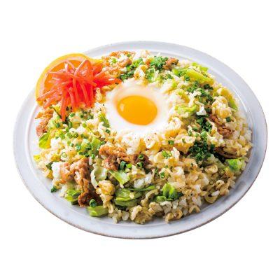 【インスタント麺アレンジ】「サッポロ一番塩ラー飯」作り方を公開