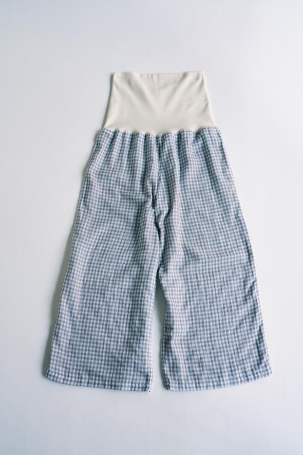 Greenome(グリーノーム)のおすすめ前開きマタニティパジャマのパンツ