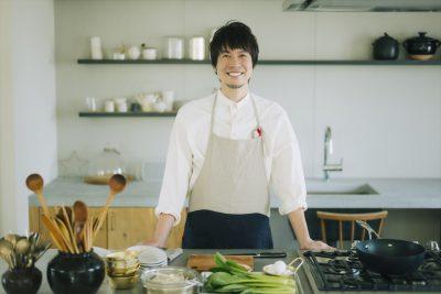 コウケンテツさんインタビュー「僕が男性料理家と呼ばれることへの違和感」